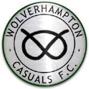 Wolverhampton Casuals FC Academy Badge
