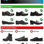 Uniform, Shoe flyer