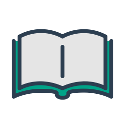Icon of a Book linking you to our online library catalogue