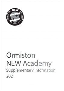 Newa prospectus supplementary information 2021